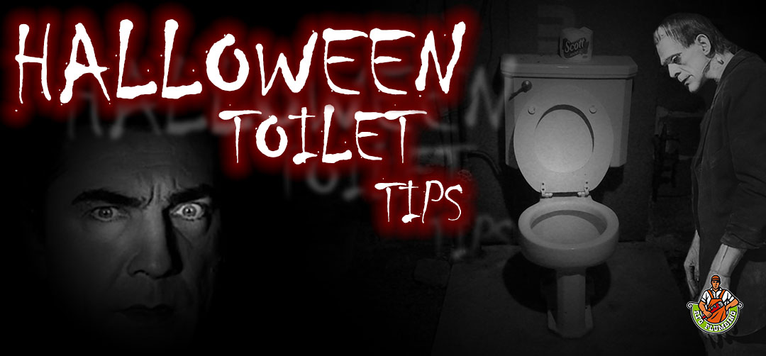 HALLOWEEN TOILET TIPS